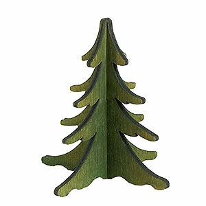 Candle Arches Arches Accessories Wooden Stick-Tree Green - 8 cm / 3.1 inch