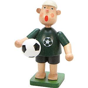 Small Figures & Ornaments Bengelchen (Ulbricht) Soccer World Cup World Cup Bengelchen Goalie - 6,5 cm / 3 inch