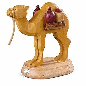 Räuchermänner Tiere Zubehör - Kamel für Räuchermann 002-16-450 - 15x8x14 cm