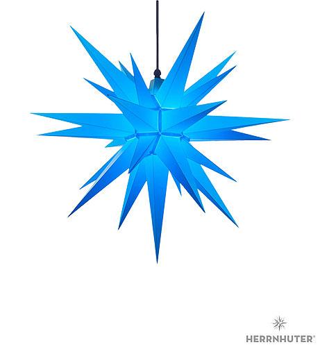 herrnhuter stern a7 blau kunststoff 68 cm von herrnhuter. Black Bedroom Furniture Sets. Home Design Ideas