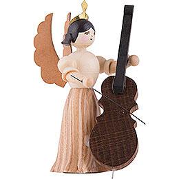 Engel mit Bass - 7 cm