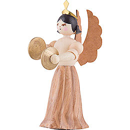 Angel with Cymbal - 7 cm / 2.8 inch
