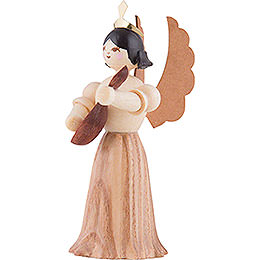 Angel with Mandolin - 7 cm / 2.8 inch