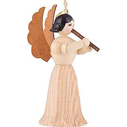 Engel mit Flöte - 7 cm