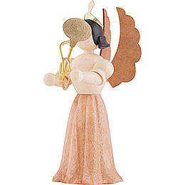 Angel with Alto Horn - 7 cm / 2.8 inch