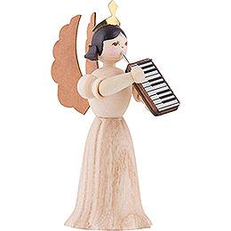 Engel mit Melodika - 7 cm