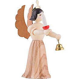 Engel mit Kerze - 7 cm