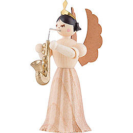 Angel with Saxophone - 7 cm / 2.8 inch