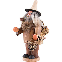Smoker - Basket Salesman - 20,5 cm / 8 inch