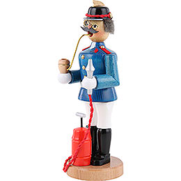Smoker - Firefighter - 21 cm / 8 inch