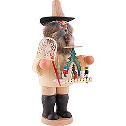 Smoker - Erzgebirge Salesman - 24,5 cm / 10 inch