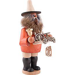 Räuchermännchen Schwibbogenhändler - 24,5 cm
