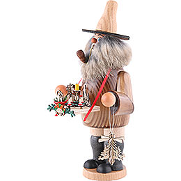 Smoker - AdventCandle Holder - Salesman - 25 cm / 10 inch