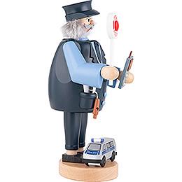 Räuchermännchen Polizist - 23 cm