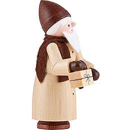 Thiel Figurine - Santa Claus - natural - 6,5 cm / 2.6 inch
