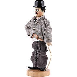 Räuchermännchen Charlie Chaplin - 23,5 cm