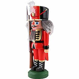 Nutcracker - Soldier, Red - 22 cm / 8.6 inch