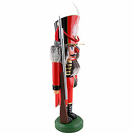Nutcracker - Soldier, Red - 38 cm / 15 inch