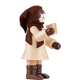 Thiel Figurine - Mulled Wine Drinker - natural - 5,5 cm / 2.2 inch