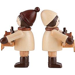 Thiel Figurine - Striezel Children - natural - 4,2 cm / 1.7 inch