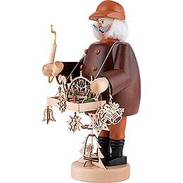 Räuchermännchen Schwibbogenhändler - 22 cm