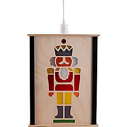 Window Lantern - Nutcracker - 27 cm / 10.6 inch