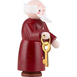 Thiel Figurine - Saint Peter - red - 5,5 cm / 2.2 inch