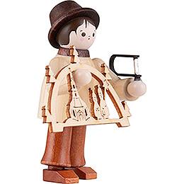 Thiel Figurine - Candle Arch Salesman - coloured - 5,5 cm / 2.2 inch