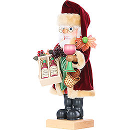 Nutcracker - Wine Santa - Limited Edition - 46 cm / 18 inch