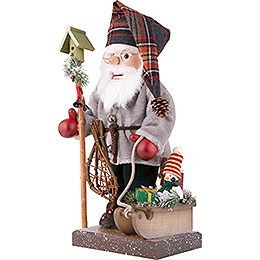 Nutcracker - Santa Claus with Sleigh - Limited - 46,0 cm / 18.1 inch