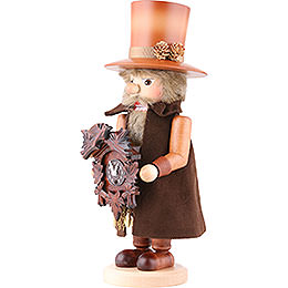 Nutcracker - Blackforest Clockmaker Natural Colors - 41,5 cm / 16 inch