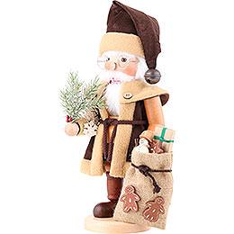 Nussknacker Weihnachtsmann natur - 40,0 cm