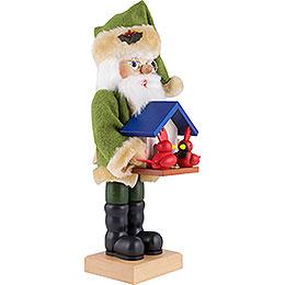 Nussknacker Weihnachtsmann Vogelfreund - 46,5 cm