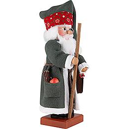 Nutcracker - Santa Flowers - 49 cm / 19.3 inch