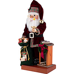 Nutcracker - Santa Claus at the Fireside - 49 cm / 19.3 inch