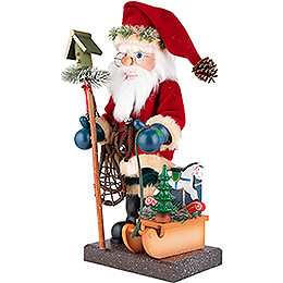 Nutcracker - Santa Claus with Sled - 47 cm / 18.5 inch
