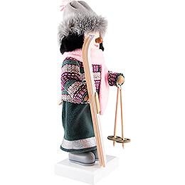 Nutcracker - Lady Skier - 44,5 cm / 17.5 inch