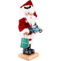 Nutcracker - Santa with Toy Car - 46,5 cm / 18.3 inch