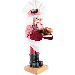 Nutcracker - Santa Chef - 45,5 cm / 17.9 inch