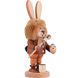 Räuchermännchen Wichtel Hase - 33,5 cm