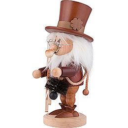 Smoker - Gnome Chimney Sweep - 31,0 cm / 12 inch