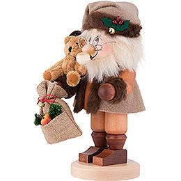 Räuchermännchen Wichtel Weihnachtsmann - 28,0 cm