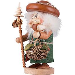 Räuchermännchen Wichtel Pilzmännle - 27 cm