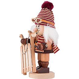 Smoker - Gnome Bobsleigh Rider - 31 cm / 12 inch