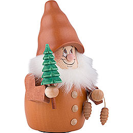 Teeter Gnome Forest Man Natural - 13 cm / 5.1nch