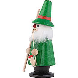 Smoker - Woodman Green - 10,5 cm / 4 inch