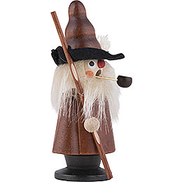 Smoker - Woodman Natural Colors - 10,5 cm / 4 inch