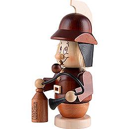 Räuchermännchen Miniwichtel Feuerwehrmann - 15,5 cm