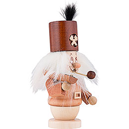 Smoker - Mini-Gnome - Miner - 14,5 cm / 5,7 inch
