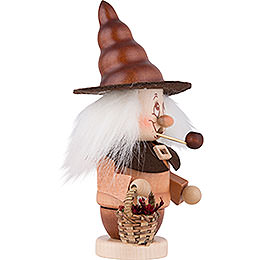 Smoker - Gnome - Herby - 16,5 cm / 6 inch